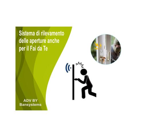 Vendita, installazione, assistanza Allarme Antifurto Apertura Porte Finestre