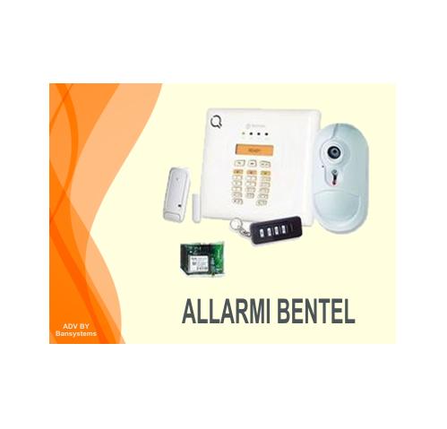 Vendita, installazione, assistanza Allarme Antifurto Bentel