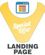 Landing Page per Web Marketing