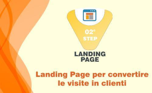 Web Marketing e landing page per Promuovere Attività