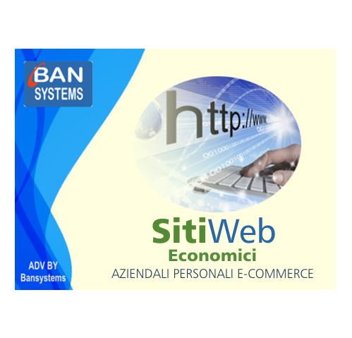 Realizzazione Siti Internet Economici