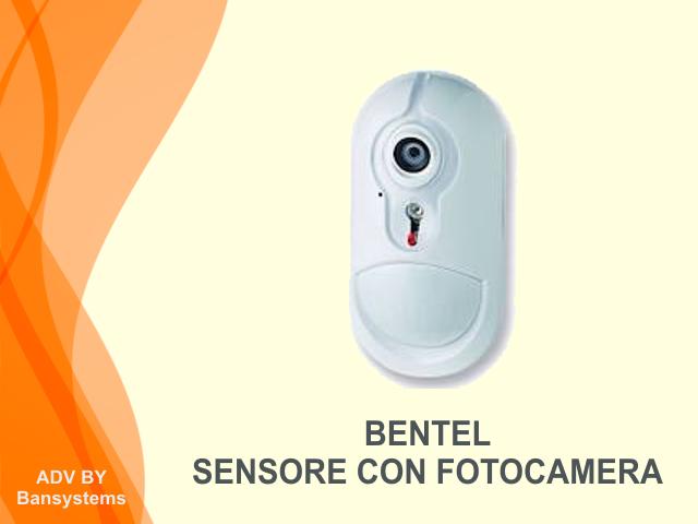 Sensore Volumetrico con Telecamera Bentel