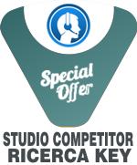 Studio Competitor e ricerca key°